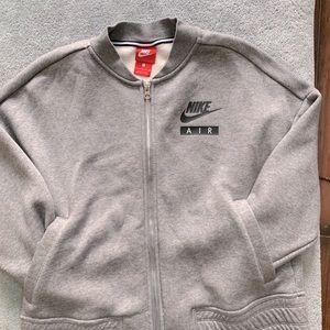 Nike Air small women's zip up. Shorter cut